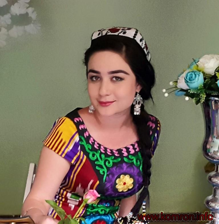 Самая сексуальная женщина в таджикистане