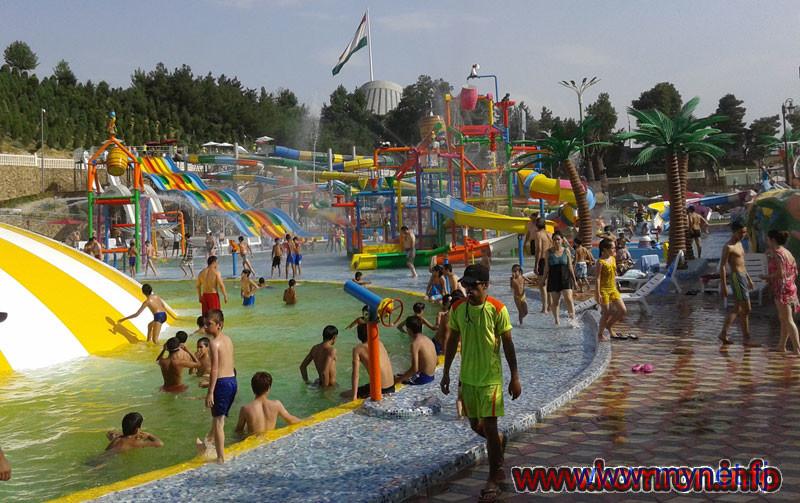 aqvapark-obshoron-dushanbe