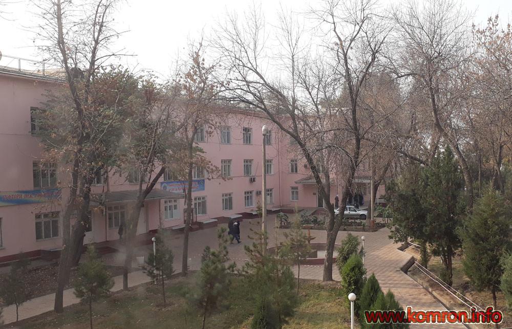 Роддом №7 Душанбе