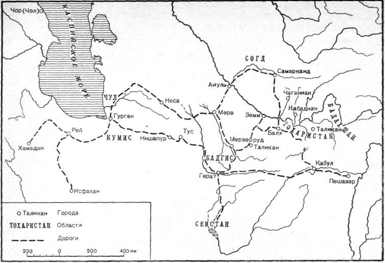 toharistan-map