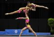 23rd Acrobatic Gymnastics World Championships, April 16-18, 2012 Lake Buena Vista/USA