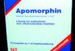 apomorfin