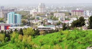 Шахри Душанбе