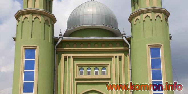 Масҷиди Чиноро дар шаҳри Душанбе