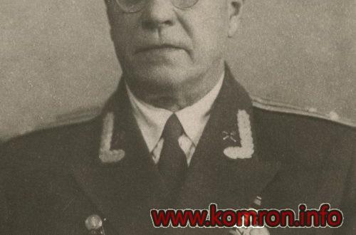 Mazaev Aleksandr Vasilevich