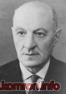 Mazlumov Avedikt Lukyanovich