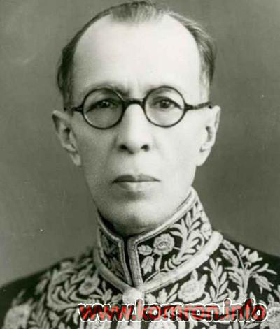 Маликушшуаро Мухаммадтакии Бахор