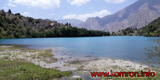 Темурдара – Озеро и зона отдыха в Шахринаве