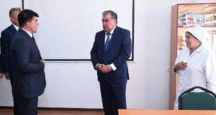 Коллеҷи технологию дорусозӣ дар Ёвон ифтитоҳ ёфт