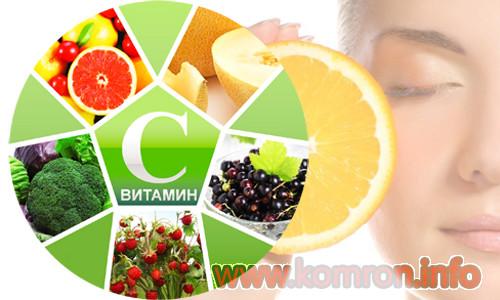 Витаминҳо ва дигар моддаҳо