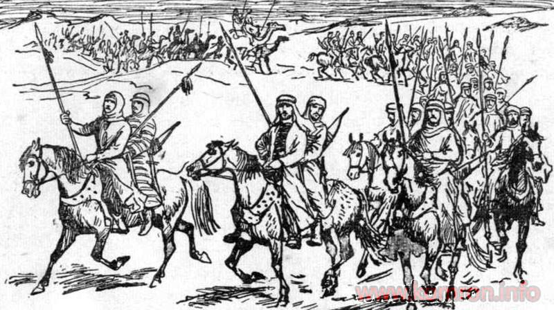 arabskoe-vojsko-v-pohode