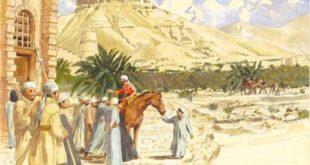 Арабские путешественники