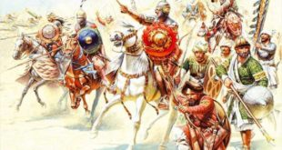 РАСПРОСТРАНЕНИЕ ИСЛАМСКОЙ ЦИВИЛИЗАЦИИ