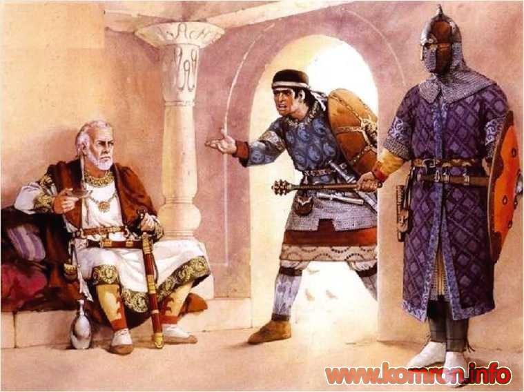 Аристократы эфталитов
