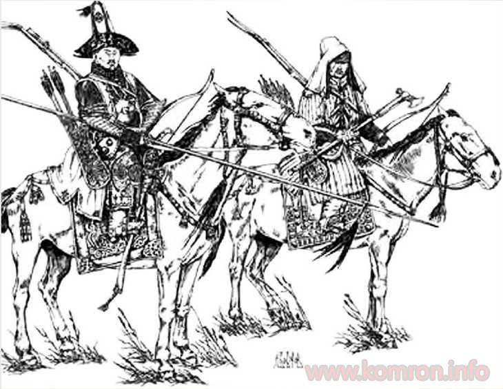Кыргызы Енисея
