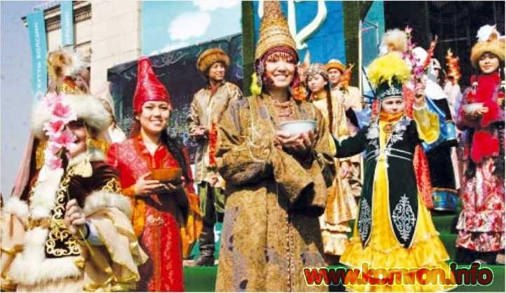 Праздник Нооруз. Современное фото