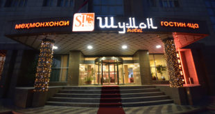 Hotel in cener of Dushanbe city – Shumon: prices, contact, photoes