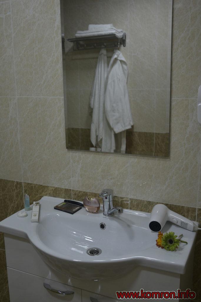 Санузел - туалет - ванна - джаккузи - душевая