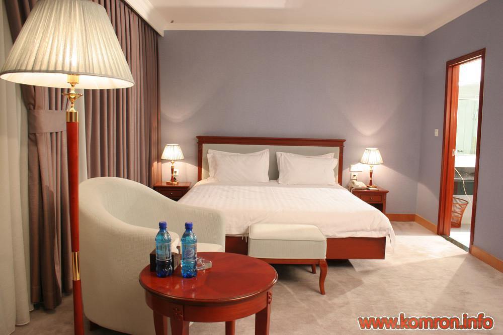 Фотографии гостиницы Таджикистан в Душанбе