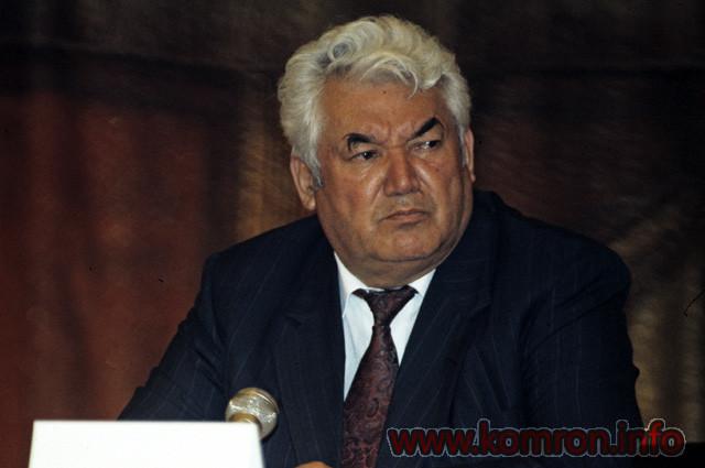Рахмон Набиев