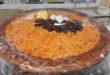 Торт в виде Плова