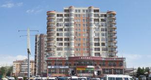 ТЦ Марва в Душанбе