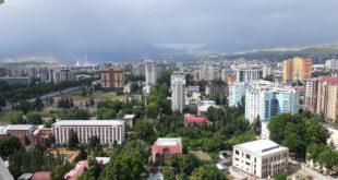 Фото Душанбе — самые красивые