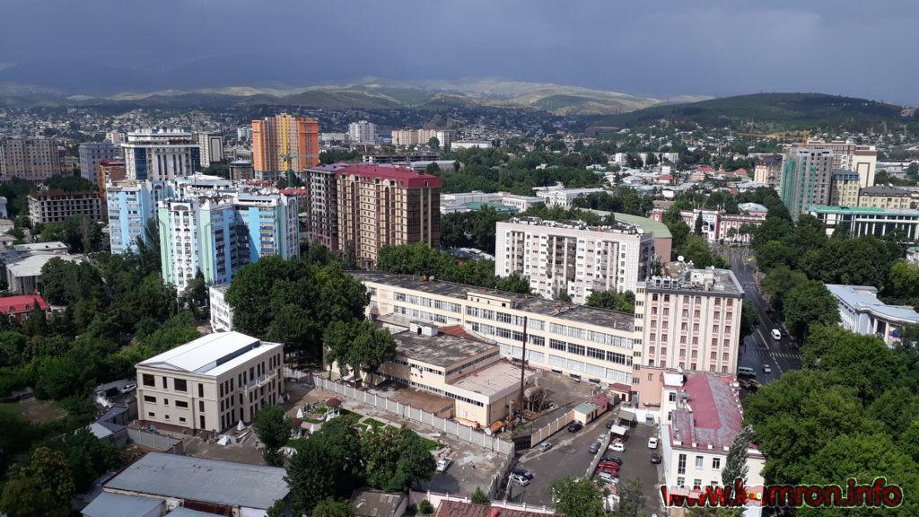 Фото Душанбе 2019