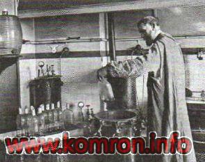 Илми Химия дар нимаи дуюми асри XIX — аввали асри XX