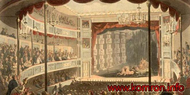 Театр дар асрхои XIX-XX