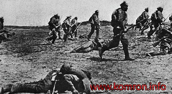 Амалиётҳои ҷангӣ дар соли 1918