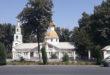 Русская церковь в городе Душанбе