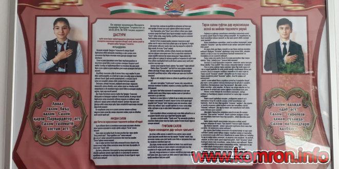 Одоби Салом гуфтан – Қоидаи саломгӯӣ