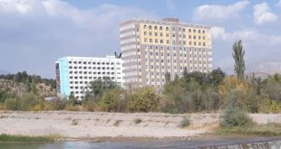 Dormitory of Tajik National University