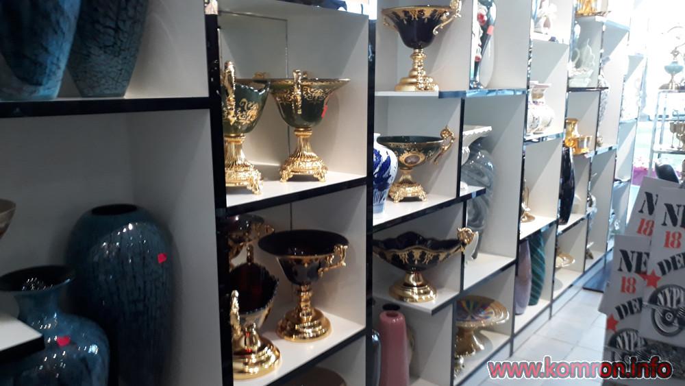 Подарки в Цветочном  магазине Райохон в Душанбе
