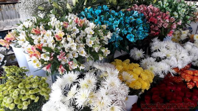 Букеты цветов в Цветочном  магазине Райохон в Душанбе