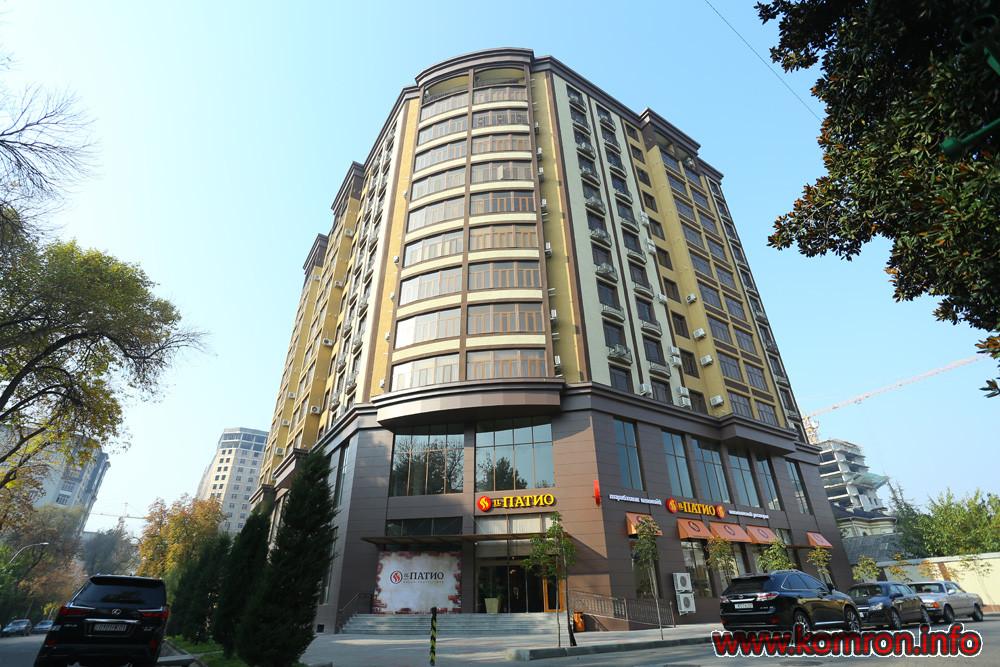 Гостиница 777 в Душанбе