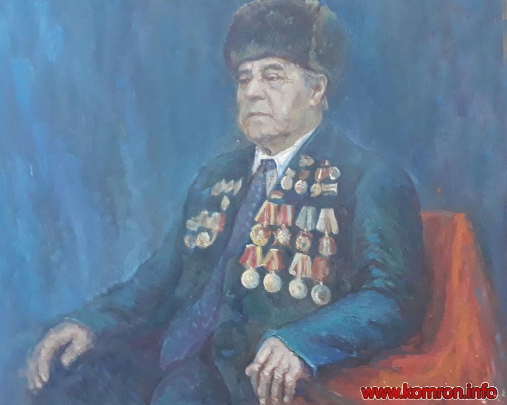 Aloviddinov Uroq Azimovich