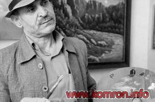 Amir Husayni Piroesh (Rassom)