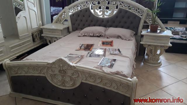 Турецкий принц - белый кровать по цене 1635 $