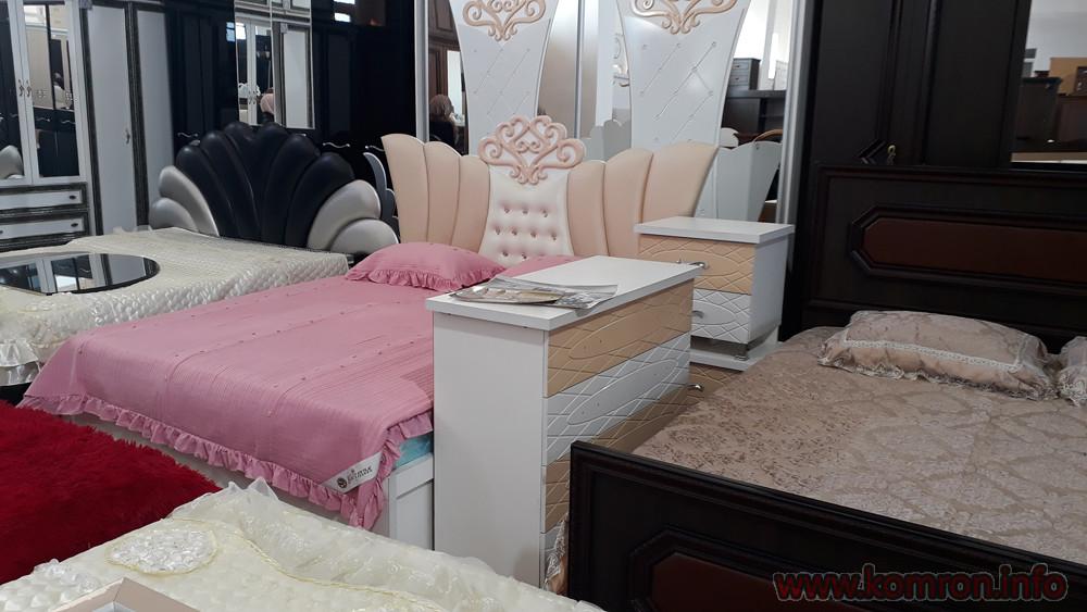 Белый роял - белый кровать по цене 395 $