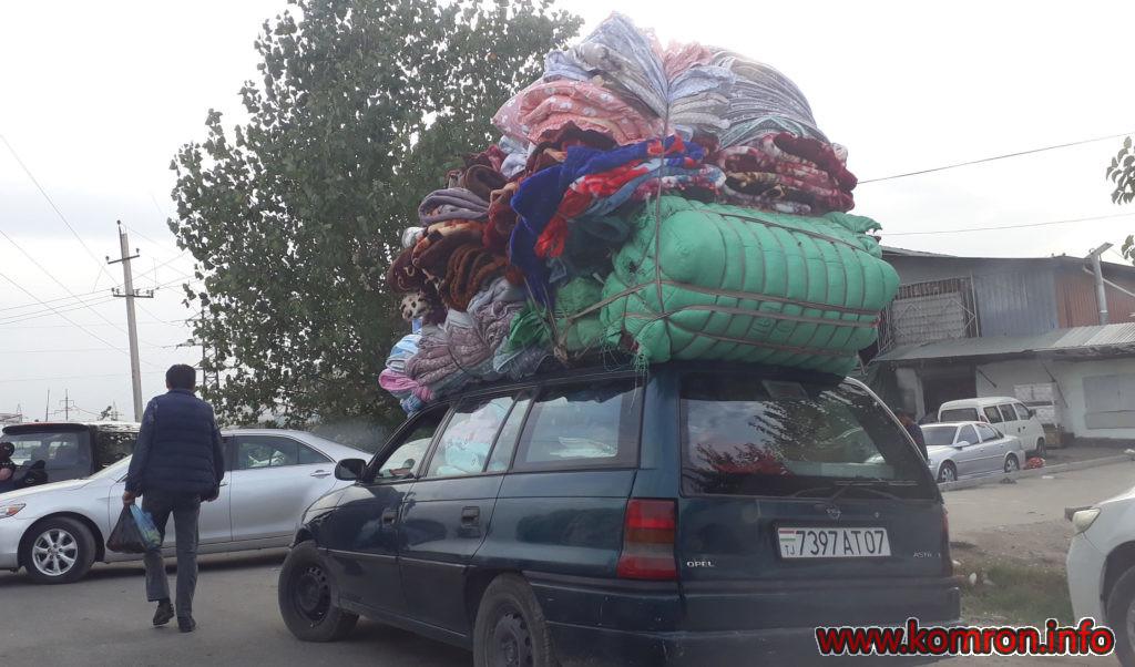 опель караван Душанбе