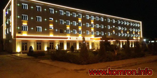 JDMM «CHarm» – Korkhonai poyyafzolbarorii Dushanbe
