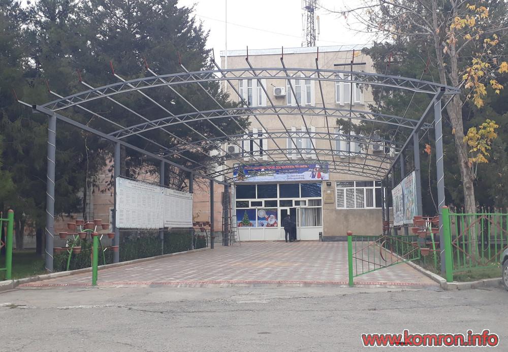 Muassisai SHabakahoi garmidihandai SHahri Dushanbe