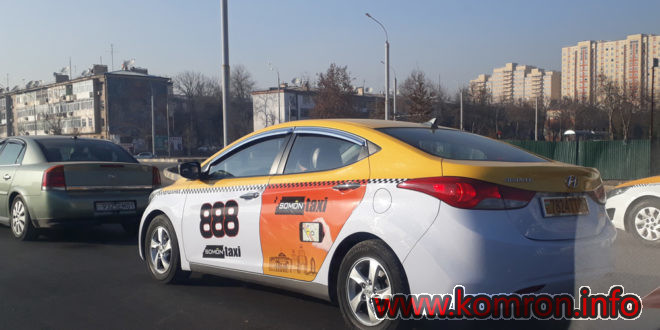 Avtomobili Somon Taksi
