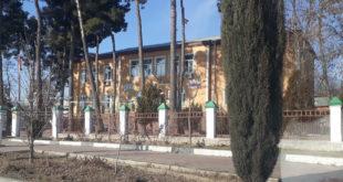 Детский сад 8 в Душанбе