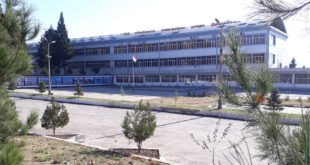 Полиграфкомбинат г. Душанбе