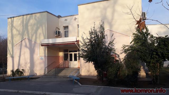 Русская школа 7 в городе Куляб