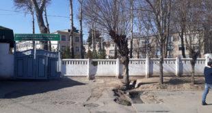 Мактаби 35 дар шаҳри Душанбе