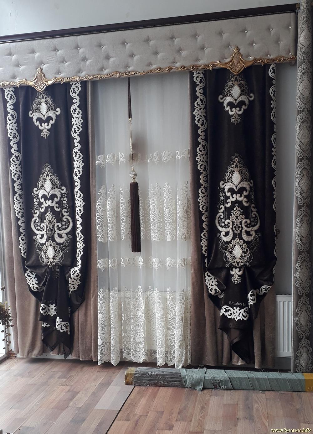 Magozai pardaho «Sabo» dar Dushanbe